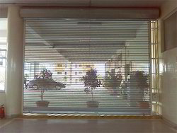 Polycarbonate Rolling Shutters, For Shop, Garage