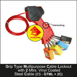 Grip Type Multi Purpose Cable Lockout