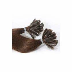 Nail Tips Hair Extension