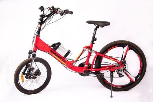 GOGOA1 Amazing Fit Fully Loaded Electric Mountain Bicycle with ...
