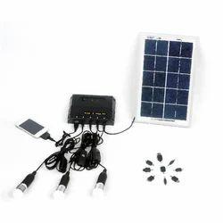 Solar LED Bulb (2.4W Qty3 )