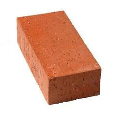 Rectangular And Red Brick For Parion Wall Side