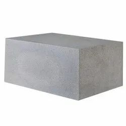 Solid Cuboid Aerated AAC Blocks, For Side Walls, Size: 600x200x100-300