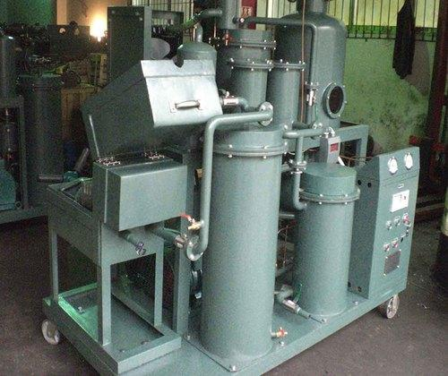High Vacuum Transformer Oil Filter Plant