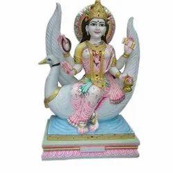 Marble Bhramani Maa Statue