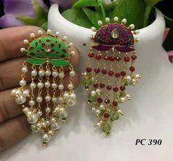 Meena Hanging Earring