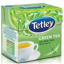 Tetley Green Tea Bag With Aloe Vera Natural Flavour