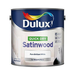Dulux Satin Stay Bright Paint