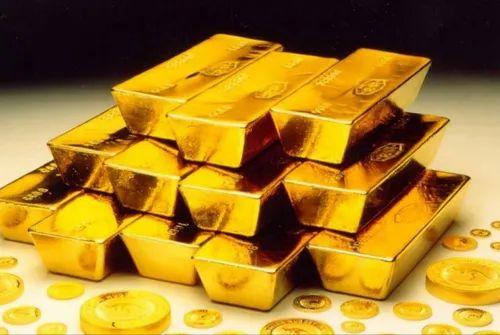 Golden GOLD BARS