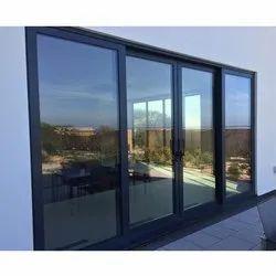 Aluminium Glass Aluminum Sliding Door