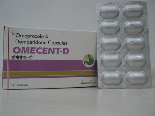 Omeprazole Domperidone Capsule 10x10 Rs 1340 Box Id 19845707112