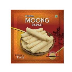 RCM Moong Papad, Packaging Type: Packet