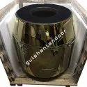 Marble Top Brass Tandoor
