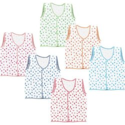 Boys & Girls Cotton Blend Vest