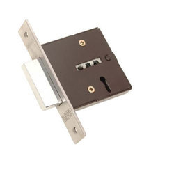 Stainless Steel Deadlock, Polished