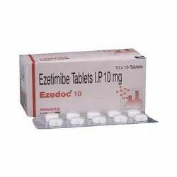 Ezetimibe 10 Mg Tablet