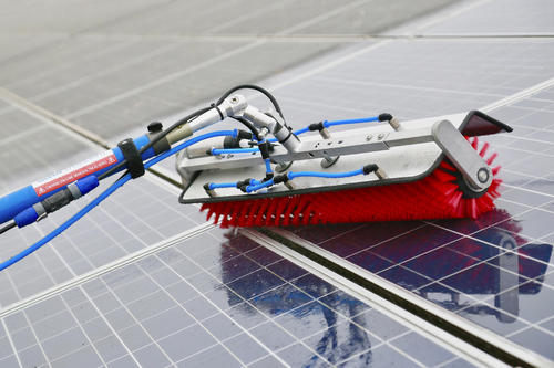 Solar Panel Cleaning Kit Brooms Mops Amp Dusters Epitome