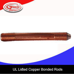 UL Listed Copper Bonded Rods