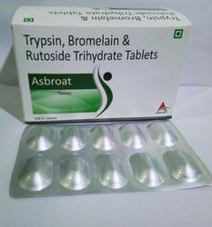 Trypsin   Bromelin   Rutoside Trihydrate
