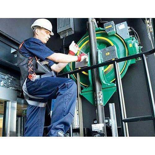Schindler Maintenance Elevator Service, Capacity: 500-700 Kg