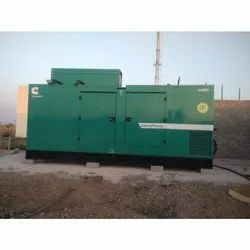 Semi-Automatic Generator Rental Services