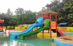 2 Platform Water Play System