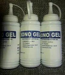 Sonographi gel