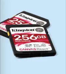 Kingston 256GB SD Card