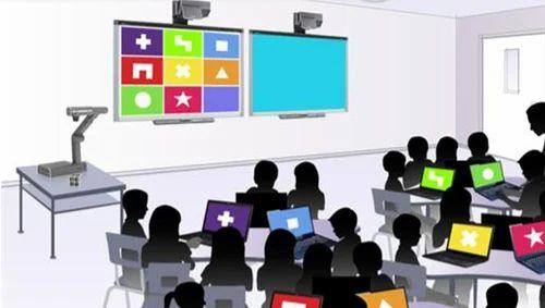 Smart Class at Rs 90000/per class | digital classroom services ...
