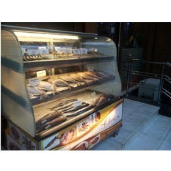 Fish Display Counter
