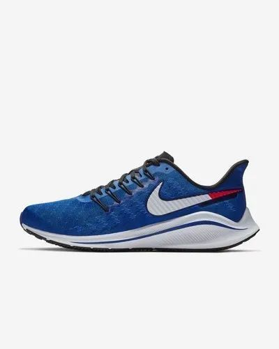 reputable site 046ad 22924 Nike Ah7857-400 Blue And Black Air Zoom Vomero 14 Shoe