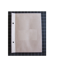 Single Side Transparent Envelope