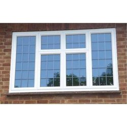 Glossy Aluminum Window