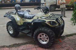 500CC Military Green ATV Motorcycle