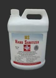 Hand Sanitizer (5L Can) - 80% Ethanol