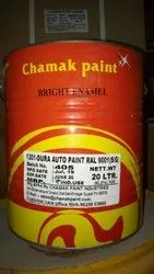 Auto Paint Color and Metallic