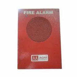 Agni Suraksha Fire Alarm System 4 Zone Control Panel