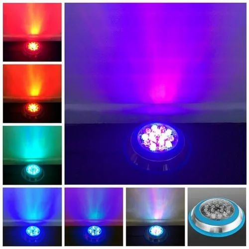 Warm White Led Swimming Underwater Pool