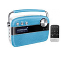 Saregama Carvaan Portable Digital Music Player (electric Blue)