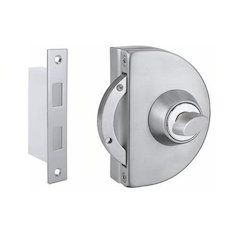 Single and Double Door Locks without Cutout