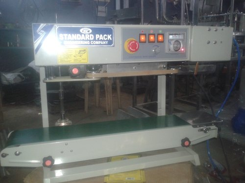 5 kg Conveyor Sealer Machine - Band Sealing Machine
