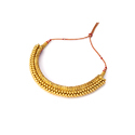 Kolhapuri Thushi Gold Necklace