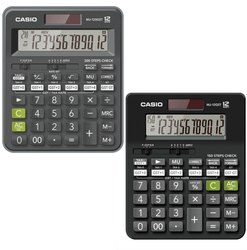 Black Casio Calculator, Model Name/Number: MJ 120GST