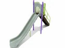 Kids Curved Slide