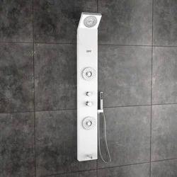 Neon White Shower Panel