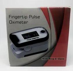 Handheld Pulse Oxymeter
