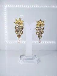 Fancy Design Earrings