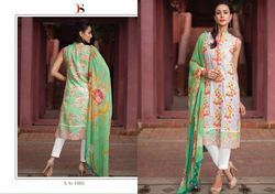 Pakistani Printed Salwar Suit