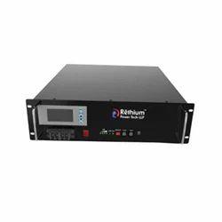 Rethium Telecom Base Station Storage Battery