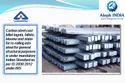 ISI Mark Certification for Carbon Steel Cast Billet Ingots, Billets, Blooms and Slabs for Re-Rolling